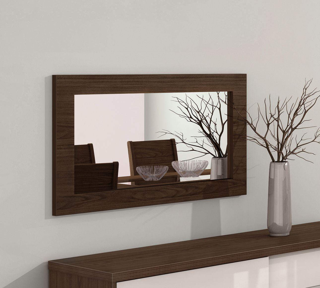Sala De Jantar Lopas Iracema ~  com espelho para sala de jantar lopas buzios imbuia cód 662300 lopas
